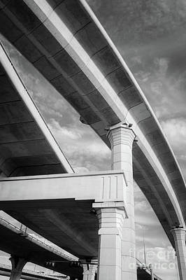Photograph - The Austin Flyover by Sean Wray