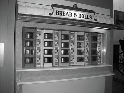 Photograph - The Automat by John Schneider