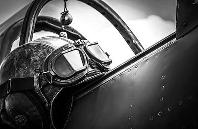 Photograph - The Aviator by Eric Miller