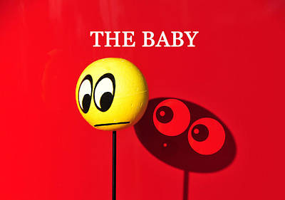 Photograph - The Baby by David Lee Thompson