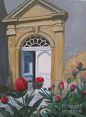 The Back Door Original by Anda Kett