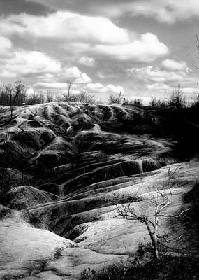 The Badlands 2 Art Print
