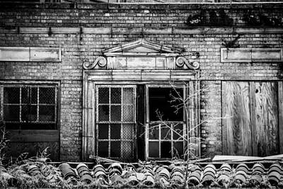 Photograph - The Baker Hotel by Amber Dopita