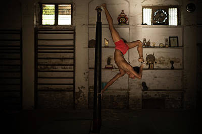 Photograph - The Balance by Lucas Dragone
