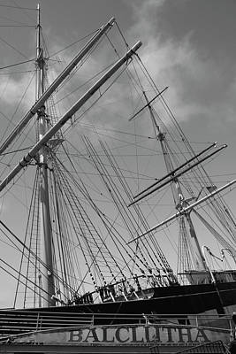 Photograph - The Balclutha Caravel by Ivete Basso Photography
