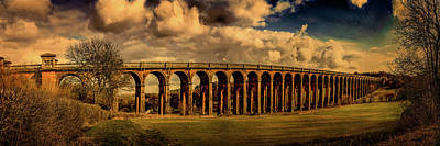 Photograph - The Balcombe Viaduct by Chris Lord
