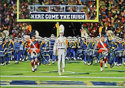 The Band Of The Fighting Irish Original