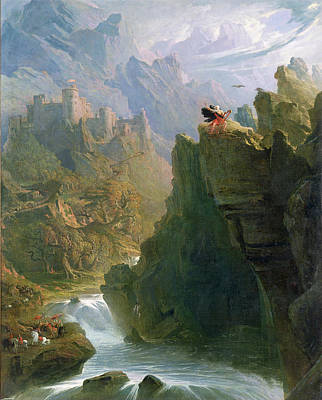 Recognize Photograph - The Bard by John Martin