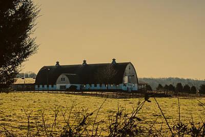 Photograph - The Barn by Roberta Byram