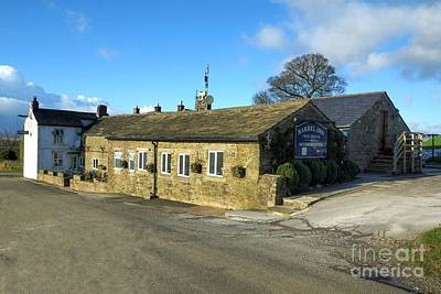 Photograph - The Barrel Inn At Bretton by David Birchall