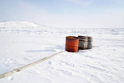 Photograph - The Barrels by Nick Mares