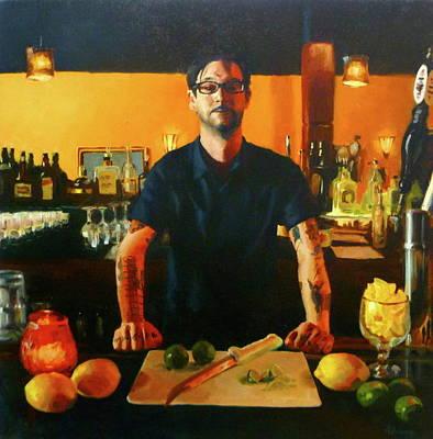 The Bartender Original by Adriane Brown