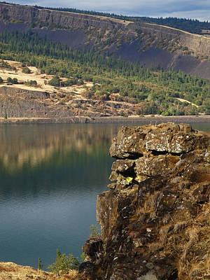Photograph - The Basalt Drop by Jacqueline  DiAnne Wasson