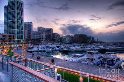 Photograph - The Bay by Aperturez - Mohamed Hassouneh Photography
