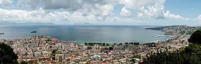 Photograph - The Bay Of Naples by Jocelyn Kahawai