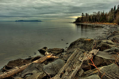 Voyageurs Photograph - The Bay Of Thunder by Jakub Sisak