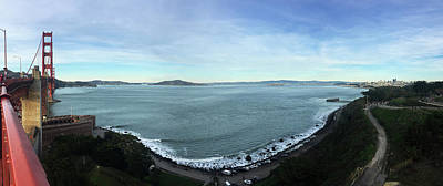 Sausalito Photograph - The Bay by Sierra Vance