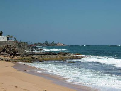 Photograph - The Beach by Gary Wonning