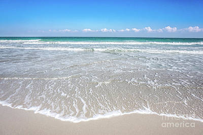 Photograph - The Beach Is Paradise by Liesl Marelli