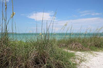 Photograph - The Beach Is Waiting by Carol Groenen