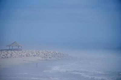 Photograph - The Beach Needs You by Mary Hahn Ward