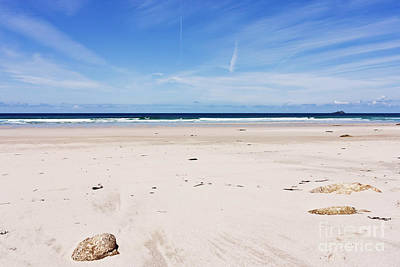 Photograph - The Beach by Terri Waters