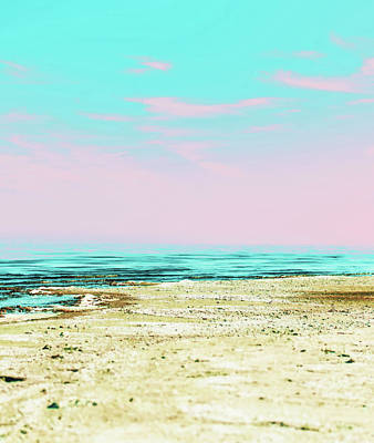 Photograph - The Beach by Uma Gokhale