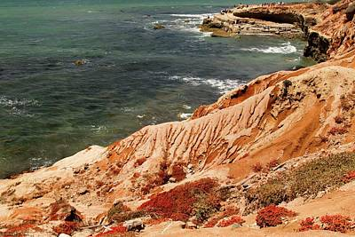 Photograph - The Beaches And Tidepools Of Cabrillo - 1 by Hany J