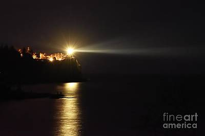 Photograph - The Beacon by Larry Ricker
