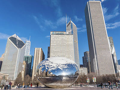 Beers On Tap - The Bean and the City by Framing Places