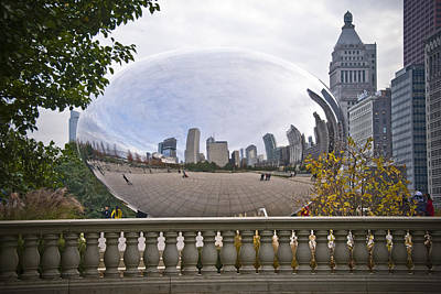 Photograph - The Bean by Eric Miller
