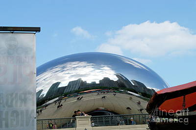 Photograph - The Bean IIi by Pamela Walrath