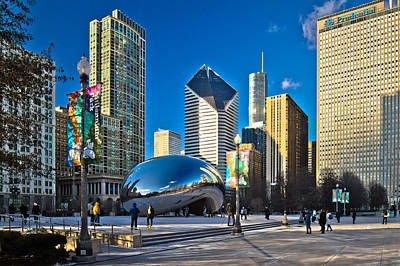 Photograph - The Bean by Linda Unger