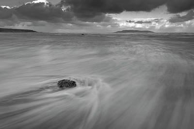 Photograph - The Beast Returning by Niall Whelan
