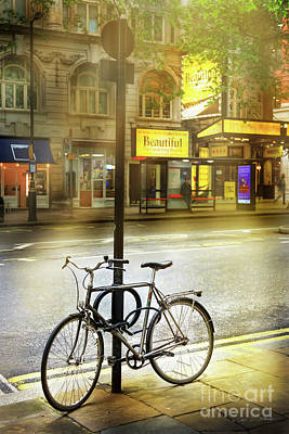 Photograph - The Beautiful Bicycle by Craig J Satterlee