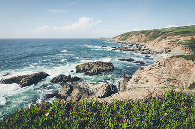 Photograph - The Beautiful Bodega Bay by Margaret Pitcher