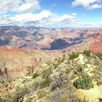 Photograph - The #beautiful #grandcanyonnationalpark by Patricia And Craig