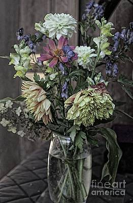 Photograph - The Beauty Of Gathered Flowers by Marcia Lee Jones