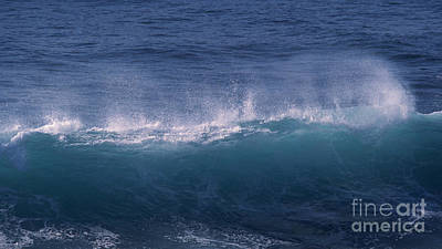 The Beauty Of A Wave Original by Kim Lessel