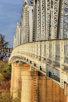 Photograph - The Beauty Of Engineering by JC Findley