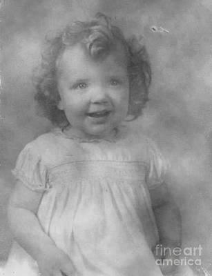 Photograph - The Beauty Of Innocence by Hazel Holland