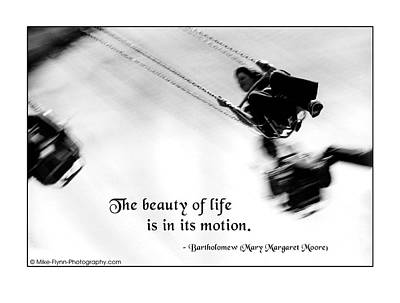 The Beauty Of Life Art Print