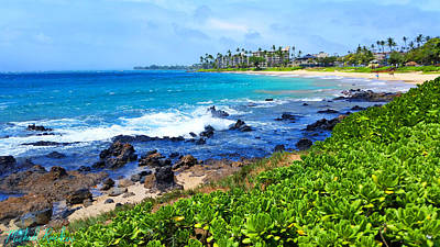 Photograph - The Beauty Of Maui by Michael Rucker