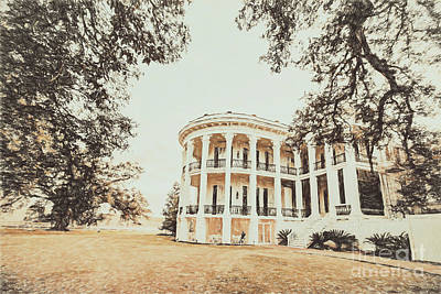 Photograph - The Beauty Of Nottoway Plantation by Scott Pellegrin