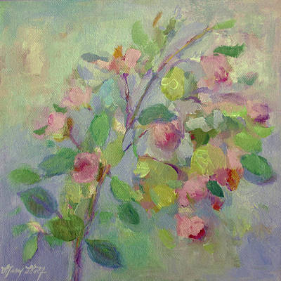 Painting - The Beauty Of Spring by Mary Wolf