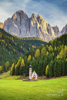 Photograph - The Beauty Of The Dolomites 2 by JR Photography