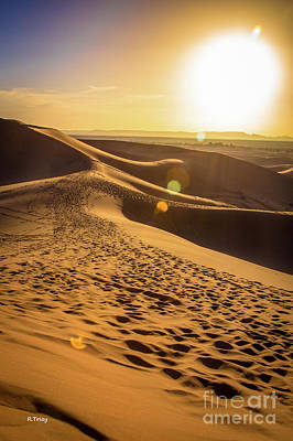 Photograph - The Beauty Of The Sahara Desert by Rene Triay Photography