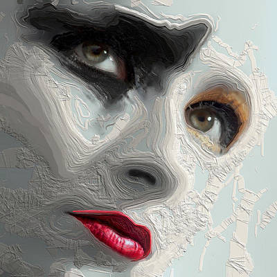 Digital Art - The Beauty Regime by ISAW Gallery