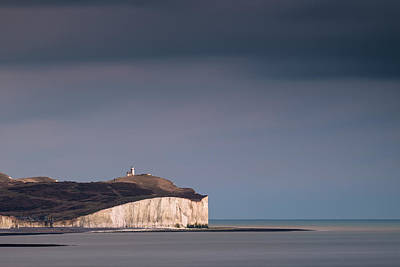 Photograph - The Belle Tout Lighthouse by Will Gudgeon