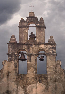 Photograph - The Bells Of San Juan by David and Carol Kelly
